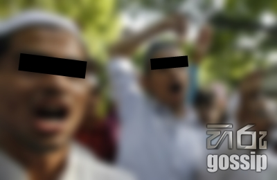 Naththandiya school students fight with principal
