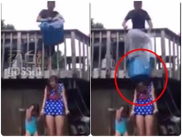 Ice bucket Challenge goes wrong and girl dies