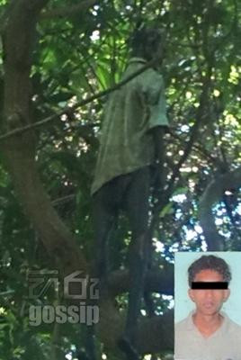 suspected murder in madapme