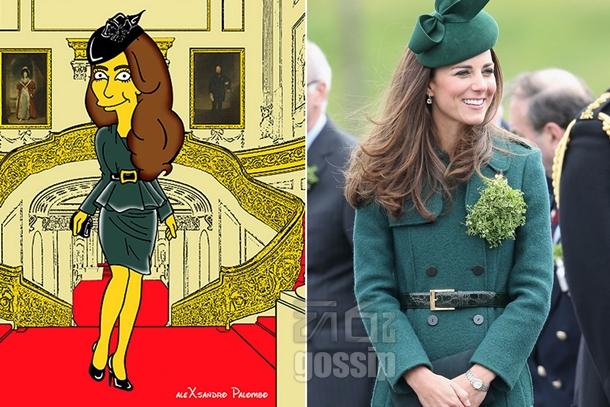 Kates Cartoon Story