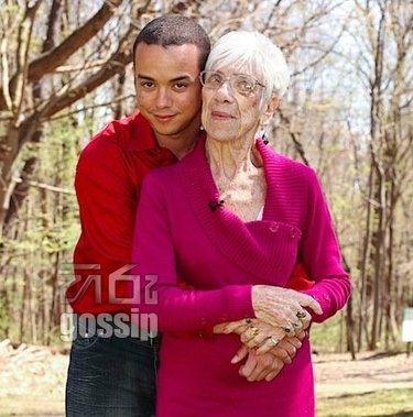 guy who love grand mother
