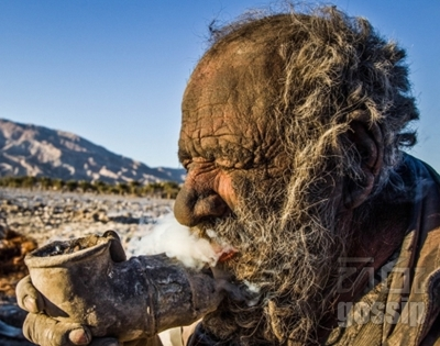 Worlds Dirtiest Man Has Not Washed For 60 Years