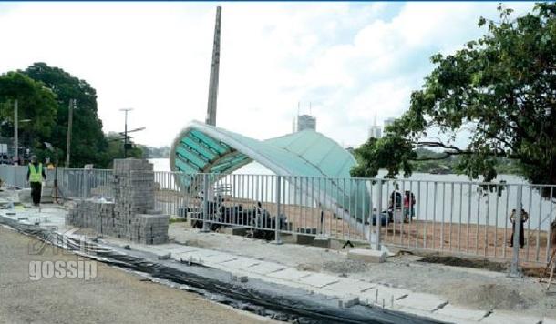 Vimala Weerawansha bus stand