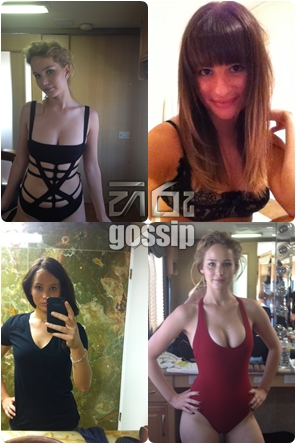 Search commences for the persons who spread the nude pictures of an actress into internet