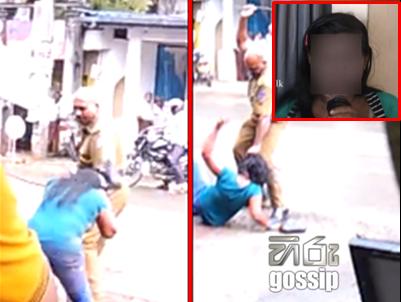 Police sergeant interdicted for assaulting woman in Ratnapura