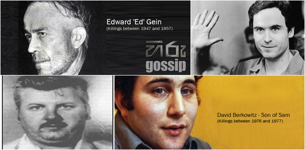Worlds famous serial killers biographies