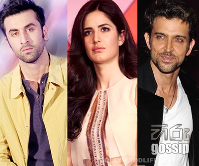 Madame Tussauds consists of Hrithik and Katrinas statues