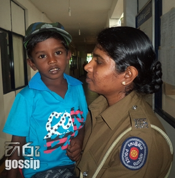 missing boy found in dambulla