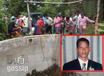 lottery winner died in galgamuwa