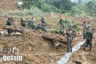 koslanda Landslide Update 4