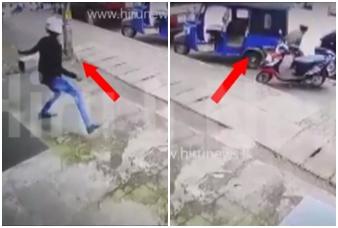 මාතර උණසුම් කළ පාතාල නායක කොස්ගොඩ තාරකගේ වෙඩිල්ලේ CCTV සාක්ෂිය එළියට   Video