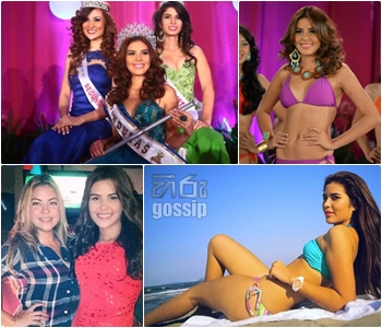 Honduras beauty queen Maria Jose Alvarado found dead