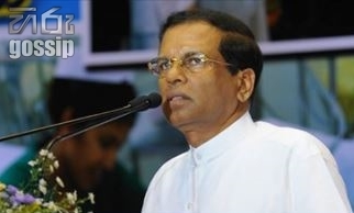 i am the common candidate - maitripala sirisena