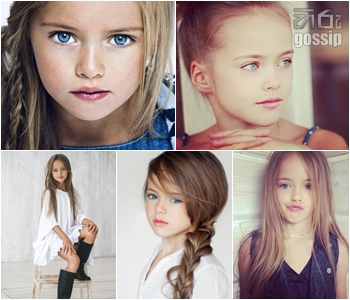 The most beautiful girl in the world - Kristina Pimenova