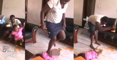 House Maid Beat Young Child To Near Death In Uganda