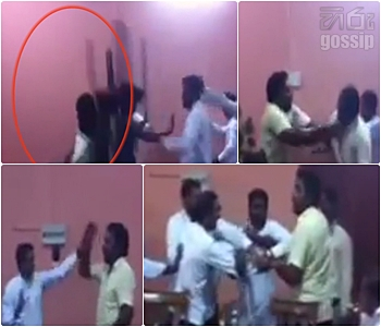 Kalmunai Municipal Council Members Clash