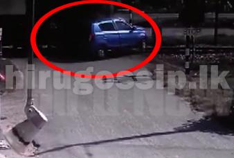 බිළිඳියක් බිලිගෙන එකම පවුලේ 5ක් රෝහලට යැවූ මාරාන්තික අනතුරේ CCTV සාක්ෂිය මෙන්න  Video