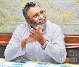 Mahinda deshapriya In Press Conference