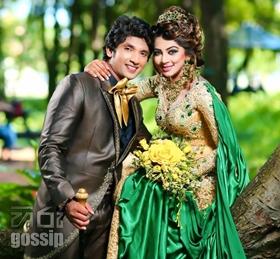 sangeeth and udari wedding
