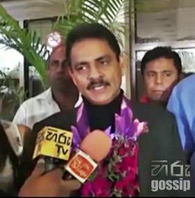 jayanath perera back to sri lanka