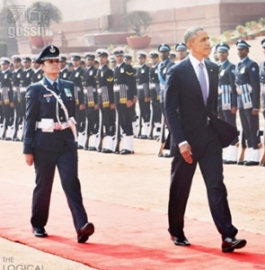 I Knew I Couldnt Look at Obama: Wing Commander Pooja Thakur