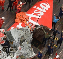 air asia plane crash update