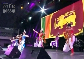 Sri Lankan Dance Troupe Act at ICC Cricket World Cup 2015 Opening Ceremony