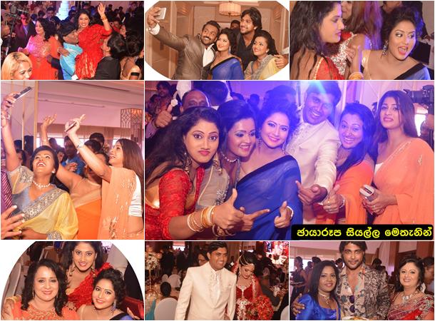 Model Prasad Deshapriya's Wedding