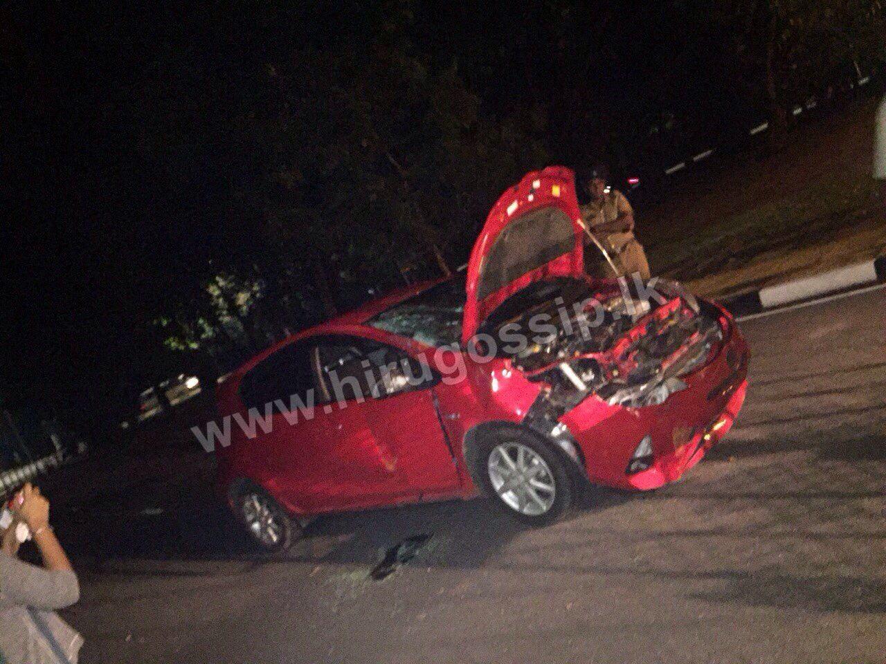 Rithu Akarsha Talking about Parliament Road Accident | Gossip Lanka News | Hot Gossips | Sri
