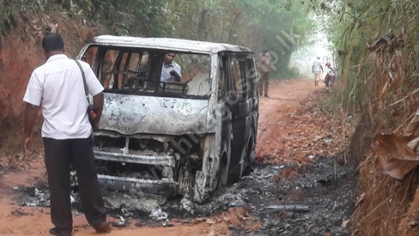 Unseen Photographs Of The 5 Persons Who Were Burnt To Death