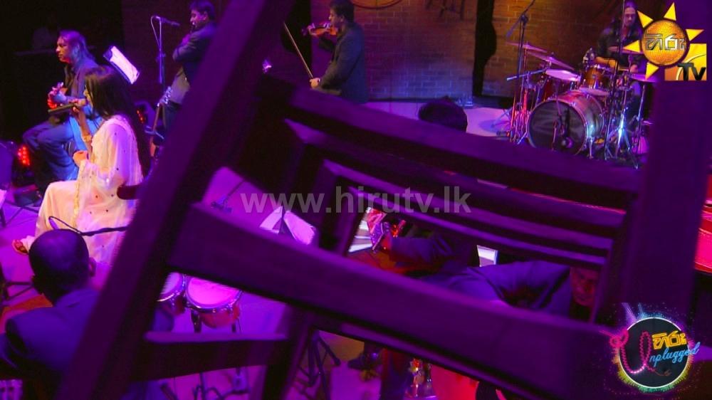 Sri Lankan Musical industry's turning point Hiru Unplugged