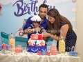 Popular artist Sanka Dineth celebrates his son Yugan's b'day with blessings of numerous artists - Photos