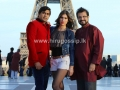Photo shoot by Dayan Witharana and Doctor Prasad Deshapriya with Miss  Grand international France