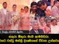 Politicians of different parties gather at wedding of MP's daughter