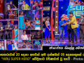 Glamor of few out of Hiru Super Hero final 20 contestants - Photos