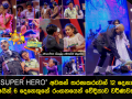 Six out of Final Twelve in HIRU SUPER HERO perform on stage - Photos