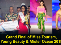 Grand Final of Miss Tourism, Young Beauty & Mister Ocean 2018 - Photos