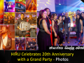 HIRU Celebrates 20th Anniversary with a Grand Party - Photos