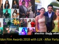 Hiru Golden Film Awards 2018 with LUX - After Party - Photos