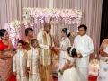 Karunarathna Divulgane's Daughter Wedding Day