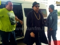 Sean Paul Arrive to Sri Lanka