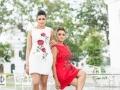 Piyumi and Asanthi Arcade Photoshoot