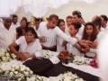 Funeral Day Of Actor Vijaya Nandasiri