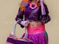 Model Sakunthala Pink Photoshoot