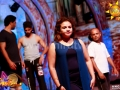 Actress Semini Iddamalgoda and team rehearse for 'Hiru MegaStars'- following are photographs of the event