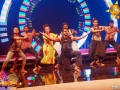 Actress Suraj Mapa and team rehearse for 'Hiru MegaStars'- following are photographs of the event - Photos
