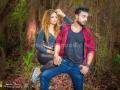 Suwin Stefan and Teena Shanall  New Photoshoot