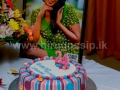Actress Lakshika Jayawardena celebrated her 24th b'day with another star