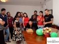 Rohani Weerasinghe celebrates her b'day with other stars