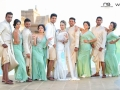 Actress Thirasha and Yohan's wedding dreams come true